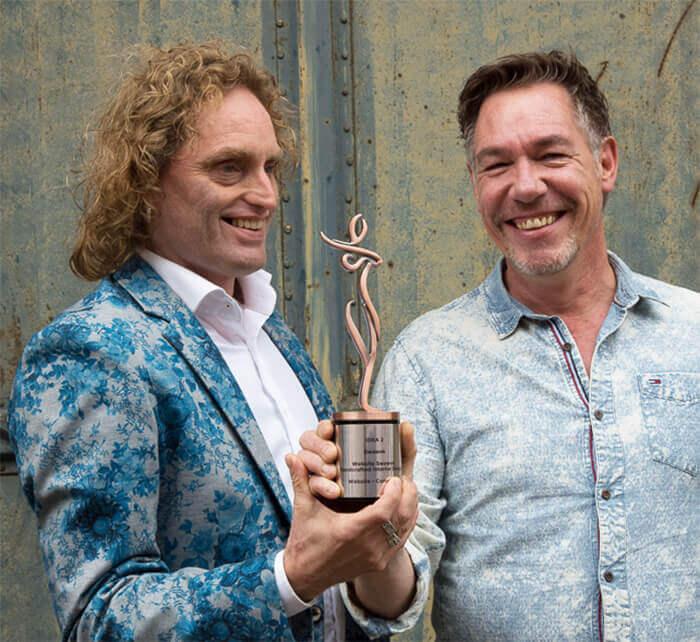IDEA 2 wint bronzen Creativity award